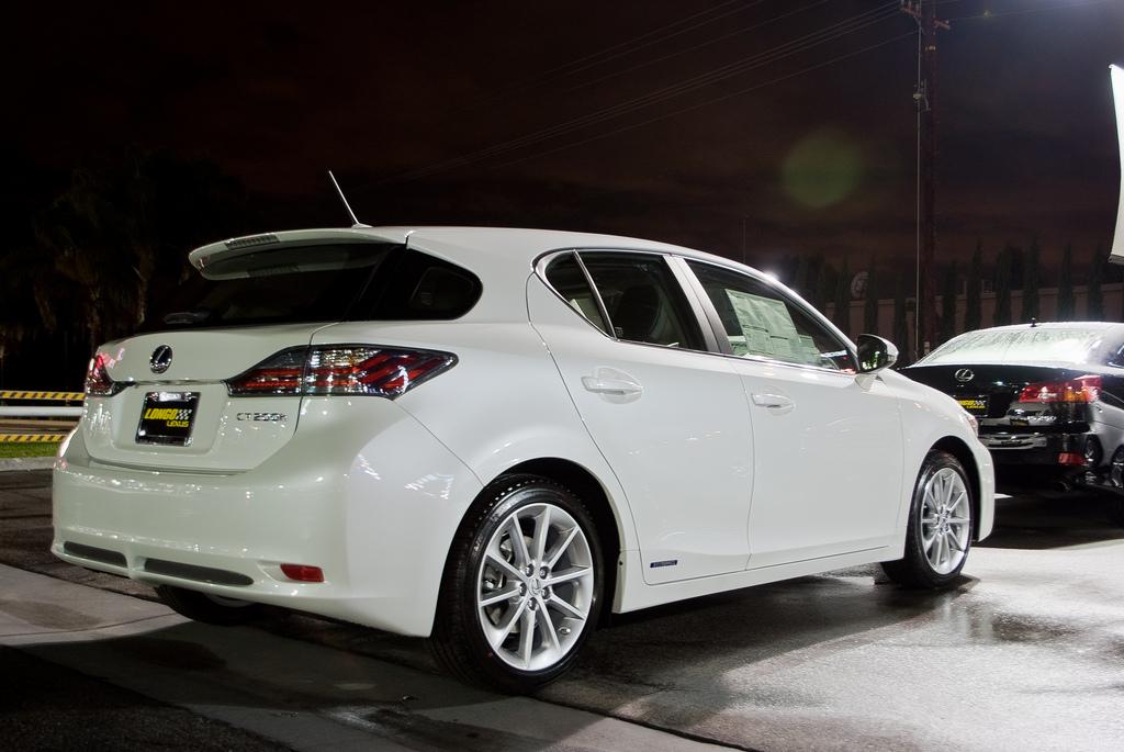 Superb #1 Lexus CT 250 Hybrid 2011 . This ...