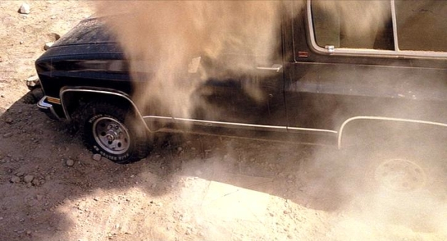 1989 GMC Jimmy - RIP Jimmy you never had a fighting chance once the graboids got hold of your axles. Gone but not forgotten.